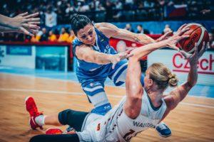 Ελλάδα – Βέλγιο 45-78 ΤΕΛΙΚΟ – Συντριβή για τη «γαλανόλευκη»