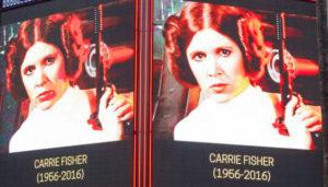 Σοκάρει η τοξικολογική της Κάρι Φίσερ: Όλα τα ναρκωτικά στον οργανισμό της Princess Leia!
