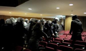 Επτά μήνες με αναστολή στον χρυσαυγίτη που προκάλεσε τη Μάγδα Φύσσα