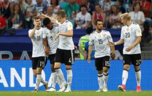 Confederations Cup 2017: Πρόκριση για Γερμανία και Χιλή! Τα ζευγάρια των ημιτελικών [vids]