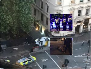 Λονδίνο: Καρέ – καρέ τα οκτώ δραματικά λεπτά της νέας σφαγής!