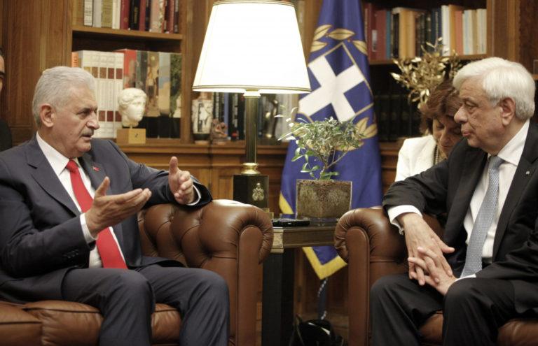 Ο Ερντογάν θέλει να έρθει στην Ελλάδα! – Τι απάντησε ο Παυλόπουλος στον Γιλντιρίμ | Newsit.gr