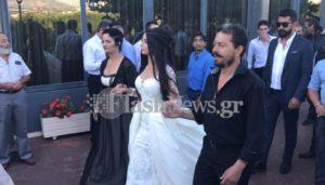 Κρήτη: Γάμος για ρεκόρ Γκίνες – Η κούκλα νύφη, ο επώνυμος γαμπρός και οι ιδιαιτερότητες [pics, vid]