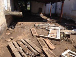 Εικόνες καταστροφής από την κακοκαιρία στο Κιλελέρ [pics]