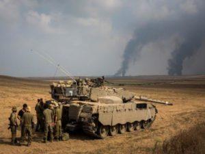 «Τύμπανα Πολέμου»: Ισραηλινά Μαχητικά βομβαρδίζουν τη Συρία! [vid]