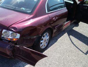 Τροχαίο ατύχημα είχε ο Γιάννης Καλλιάνος! [pics]