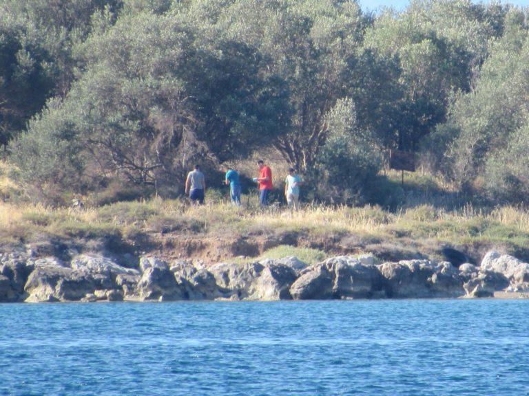 Παρέα παιδιών βρήκε το πτώμα στο νησάκι της Ιτέας | Newsit.gr