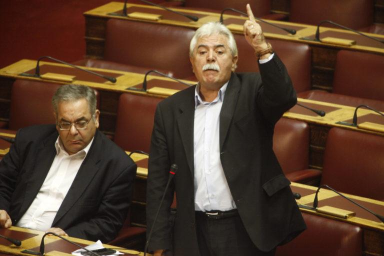 """Το ΚΚΕ θα αποχωρήσει από την ψηφοφορία των τροπολογιών – """"Πραξικοπηματική διαδικασία"""""""