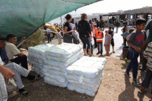 Χίος: Αστυνομική επιχείρηση στον καταυλισμό της Σούδας – 22 προσαγωγές