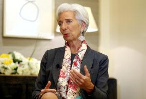 Λαγκάρντ: Θα συμμετάσχουμε χρηματοδοτικά, όταν πάρουμε διευκρινήσεις για το χρέος
