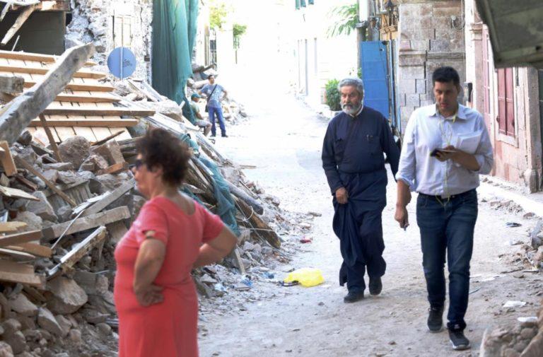 Σεισμός στη Λέσβο: Κλειστά μέχρι την Πέμπτη τα σχολεία – Τι θα γίνει με τις Πανελλήνιες | Newsit.gr