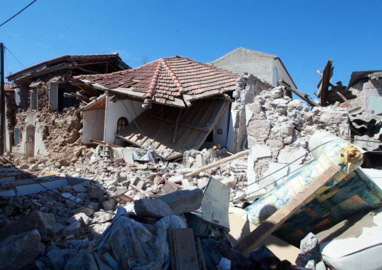 Λέσβος: 690 κτίσματα κρίθηκαν ακατάλληλα μετά τα ρίχτερ | Newsit.gr