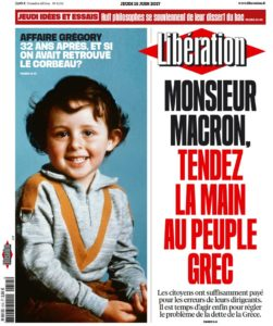 Liberation: Κύριε Μακρόν, δώστε το χέρι σας στον ελληνικό λαό