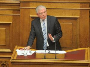 Λυκουρέντζος: Δεν θα είμαι ξανά υποψήφιος!