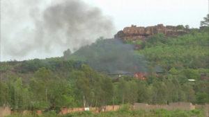 Τρομοκρατικό χτύπημα στοπ Μάλι: Πέντε νεκροί