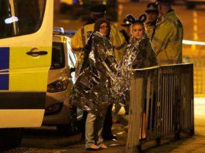 Σύλληψη υπόπτου για την επίθεση στο Μάντσεστερ