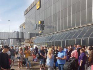 Συναγερμός ξανά στο Μάντσεστερ! Εκκενώθηκε τερματικός σταθμός στο αεροδρόμιο!