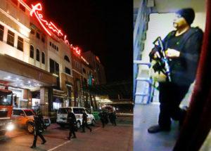 Λουτρό αίματος στη Μανίλα! Έβαλε φωτιά σε καζίνο και αυτοπυρπολήθηκε [pics, vids]