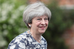Αισιοδοξία Μέι για τις διαπραγματεύσεις του Brexit