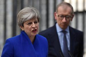 Βρετανία – Εκλογές Live – Μέι: Σχηματίζω κυβέρνηση για σταθερότητα και… Brexit – «Τώρα, ας πιάσουμε δουλειά»