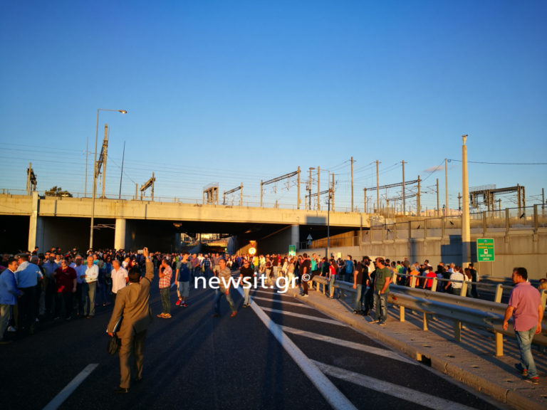 Μενίδι: Ξανά στους δρόμους οι κάτοικοι κατά της εγκληματικότητας των Ρομά | Newsit.gr