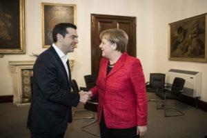 Ικανοποιημένη και η Μέρκελ για το Eurogroup!