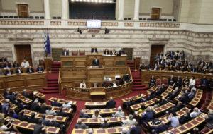 Πολιτικό μνημόσυνο για τον Κωνσταντίνο Μητσοτάκη – Δείτε live