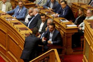 Το πολιτικό μνημόσυνο του Κωνσταντίνου Μητσοτάκη και η ηχηρή απουσία