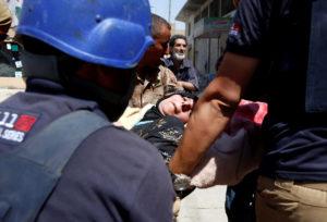 Επιθέσεις καμικάζι στη Μοσούλη – Τουλάχιστον τρεις νεκροί