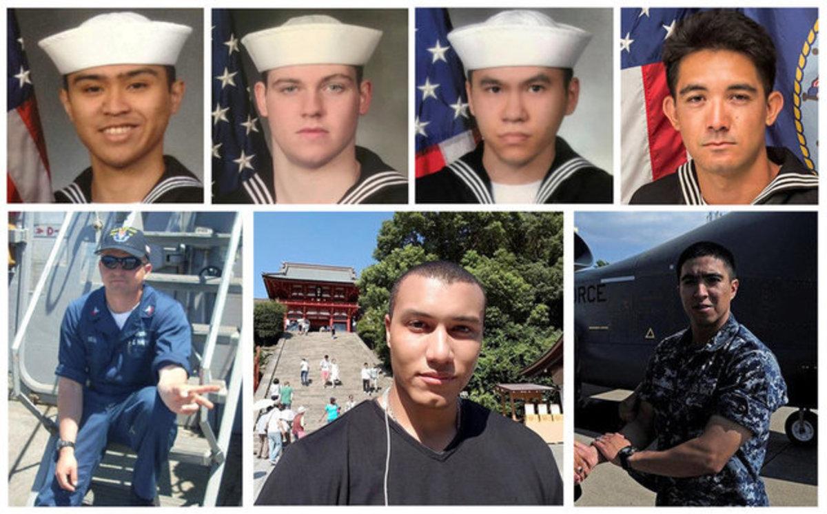 USS Fitzgerald: Φρικτή αποκάλυψη! Οι νεκροί ναύτες εγκλωβίστηκαν και περίμεναν τον θάνατο τους [pics, vid] | Newsit.gr