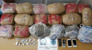 Εμπόριο ναρκωτικών σε Μενίδι  και Άνω Λιόσια! Έξι συλλήψεις – Ανάμεσα τους ένας 16χρονος