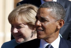 Κρισιμότερη όλων η συνάντηση Μέρκελ- Ομπάμα