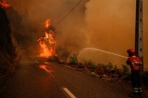Πορτογαλία: Καναντέρ συνετρίβη κατά την επιχείρηση κατάσβεσης της πυρκαγιάς!