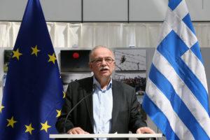 Παπαδημούλης: «Πρέπει να αναζωογονήσουμε τις ευρωπαϊκές αξίες»