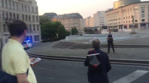 Βρυξέλλες: Μαρτυρία Ελληνίδας για τη στιγμή της έκρηξης [vid]