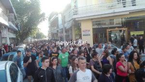"""""""Αστακός"""" το Μενίδι για τη νέα πορεία κατά της εγκληματικότητας των Ρομά"""