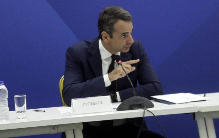 Μητσοτάκης για σεισμό: «Είμαστε κοντά στους πολίτες της Λέσβου που δοκιμάζονται» | Newsit.gr