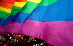 Καταδίκη της Ρωσίας για ομοφοβικό νόμο