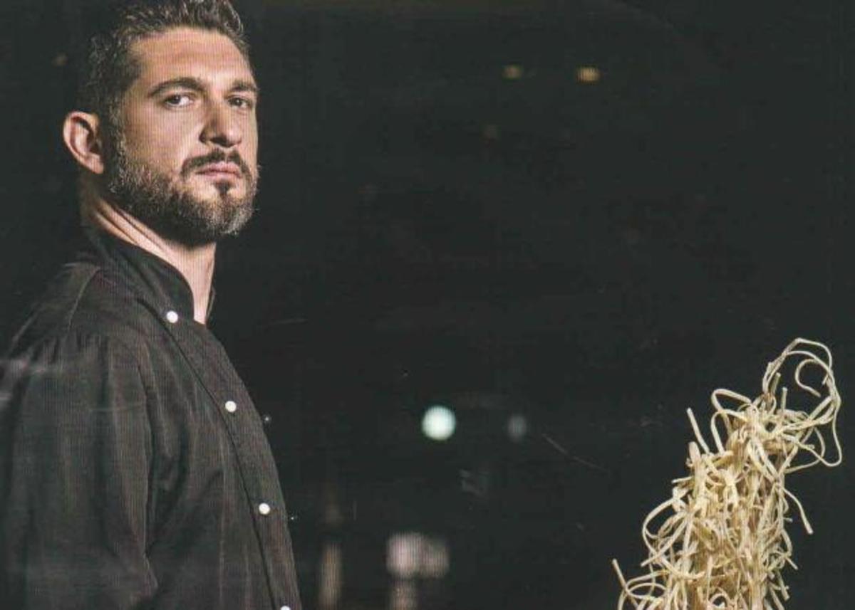Τελικοσ μαστερ σεφ 2019: Πάνος Ιωαννίδης: Ο γοητευτικός σεφ που έχει μπει στο