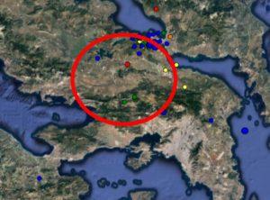 Σεισμός ΤΩΡΑ αισθητός στην Αθήνα: Τι καταγράφουν οι σεισμογράφοι