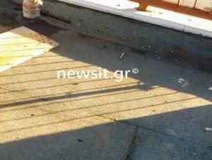 Σφαίρες στις ταράτσες του Μενιδίου, μια εβδομάδα μετά τον θάνατο του Μάριου! [vid]