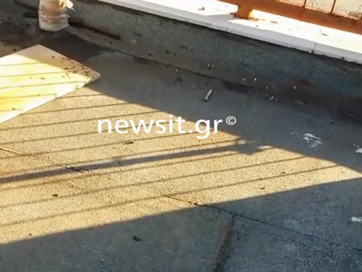 Σφαίρες στις ταράτσες του Μενιδίου, μια εβδομάδα μετά τον θάνατο του Μάριου! [vid] | Newsit.gr