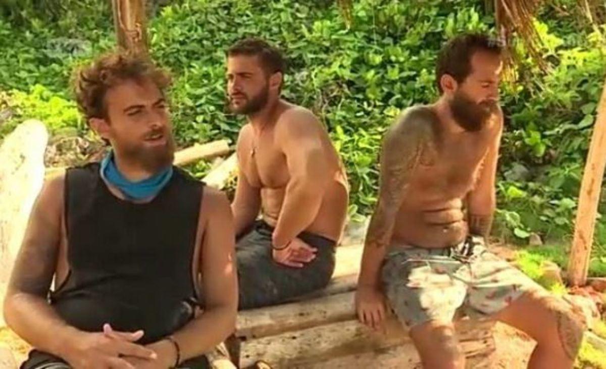 Survivor: Γιατί ο Ντάνος πήρε μαζί τη Σάρα Εσκενάζυ [vid]   Newsit.gr