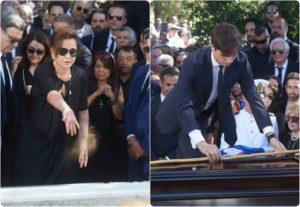 Κηδεία Μητσοτάκη: Ο πόνος και η θλίψη σε 24 συγκλονιστικές φωτογραφίες