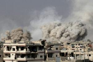 Οι Αμερικανοί χτύπησαν δυνάμεις του Άσαντ σε ουδέτερη ζώνη στη Συρία