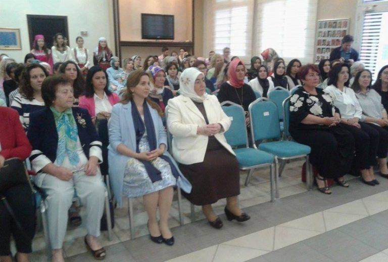 Η γυναίκα του Πρωθυπουργού της Τουρκίας στην Κομοτηνή [vid]   Newsit.gr