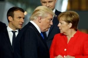 «Χάος» και πάλι λόγω Τραμπ! «Παράνομος» ο εμπορικός πόλεμος απαντάει το Βερολίνο