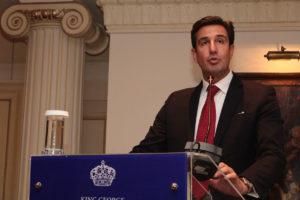 Δημήτρης Τρυφωνόπουλος: Ένας Έλληνας στον Παγκόσμιο Οργανισμό Τουρισμού