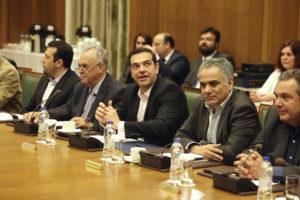 Συνεδρίαση του Υπουργικού Συμβουλίου με… μενού το Eurogroup