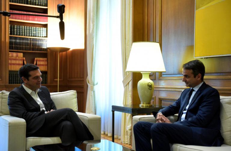 Δημοσκόπηση: Ανοίγει η ψαλίδα υπέρ της ΝΔ | Newsit.gr